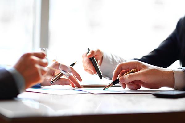 南法律事務所 企業法務イメージ写真