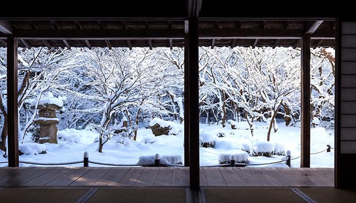 京都の南法律事務所-冬期休暇イメージ_京都の圓光寺